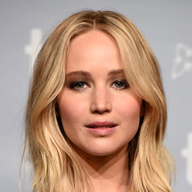 Jennifer Lawrence at an event for Mother! (2017)