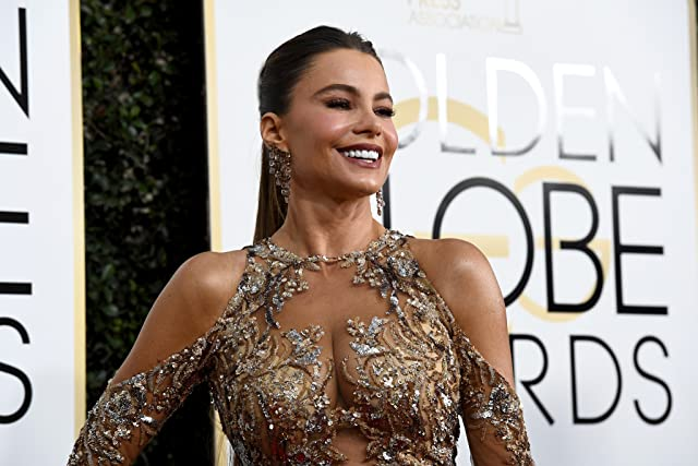 Sofía Vergara at an event for The 74th Golden Globe Awards (2017)