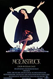 Moonstruck (1987) Poster - Movie Forum, Cast, Reviews