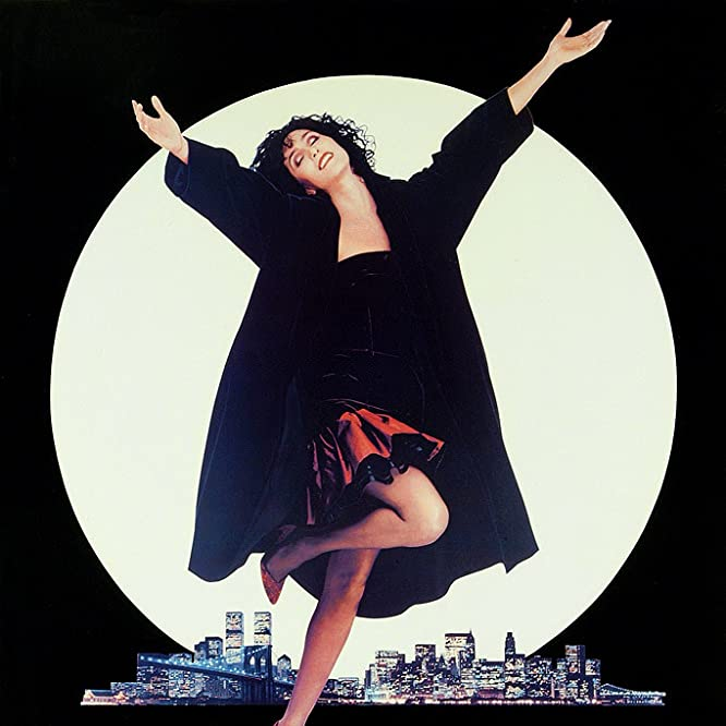 Cher in Moonstruck (1987)
