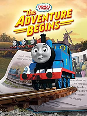 Thomas & Friends: The Adventure Begins (2015)