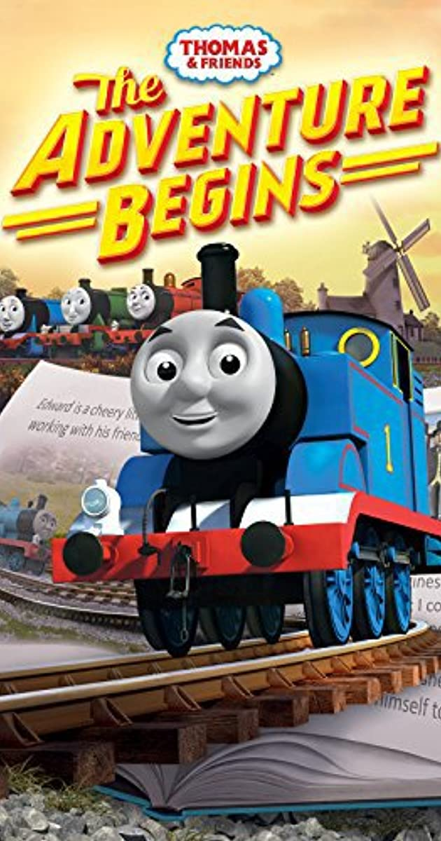 Thomas Amp Friends The Adventure Begins Video 2015 Imdb