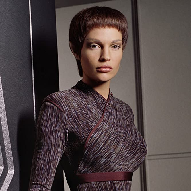 Jolene Blalock in Star Trek: Enterprise (2001)