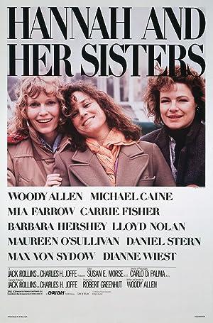 Poster Hannah und ihre Schwestern