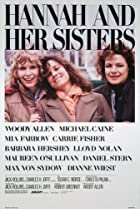 Hannah and Her Sisters (1986) Poster
