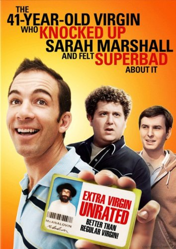 image The 41-Year-Old Virgin Who Knocked Up Sarah Marshall and Felt Superbad About It (2010) (V) Watch Full Movie Free Online