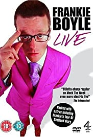 Frankie Boyle: Live(2008) Poster - Movie Forum, Cast, Reviews