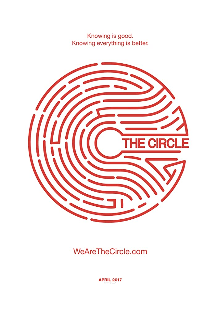 The Circle Locandina del film