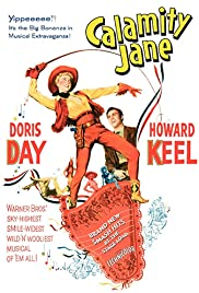 Calamity Jane (1953) Poster - Movie Forum, Cast, Reviews