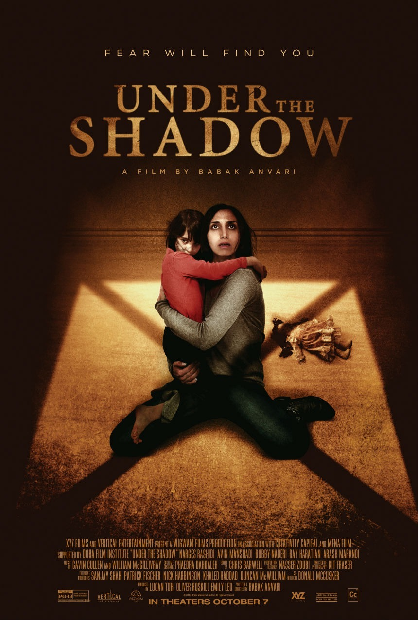 image Under the Shadow Watch Full Movie Free Online
