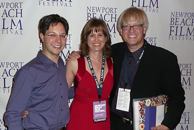Matt McUsic, Penny Peyser and Doug McIntyre at the Newport Beach Film Festival's West Coast Premiere of
