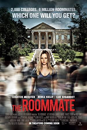 The Roommate poster