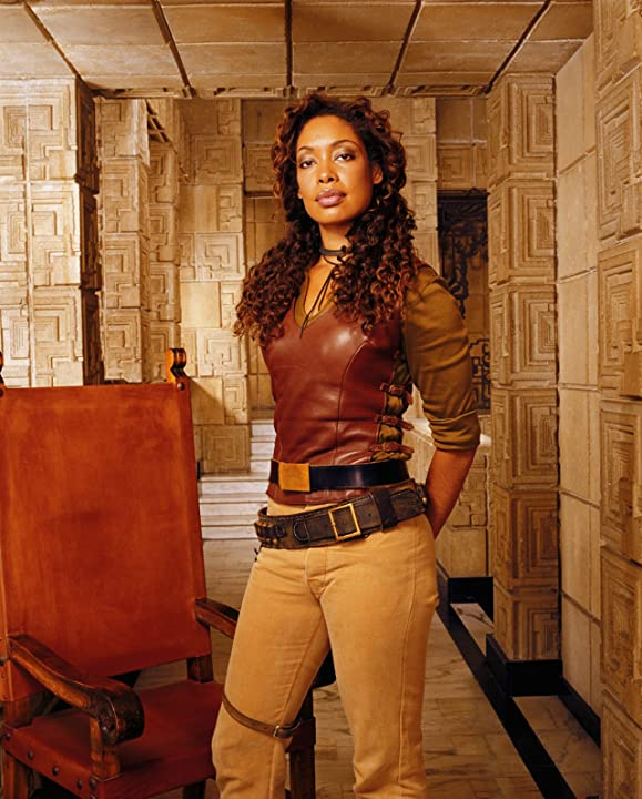 Gina Torres in Firefly (2002)