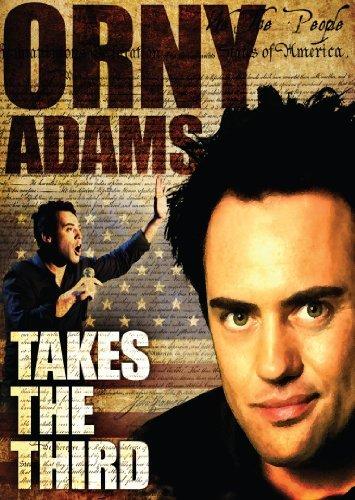 Orny Adams: Takes the Third (2010)