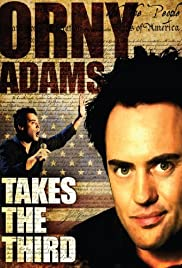 Orny Adams: Takes the Third Poster