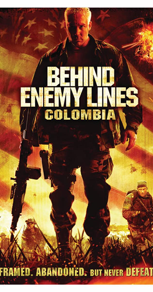 Behind Enemy Lines Colombia 2009