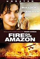 Fire on the Amazon (1993) Poster