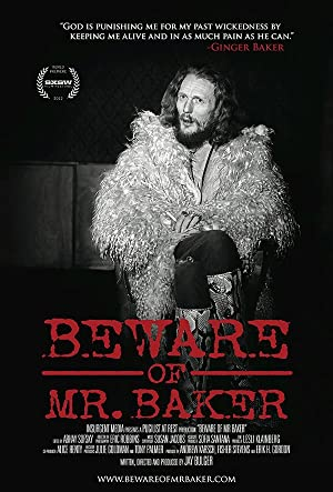 Picture of Beware of Mr. Baker
