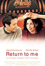 Primary image for Return to Me