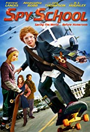 Spy School (2008) Poster - Movie Forum, Cast, Reviews