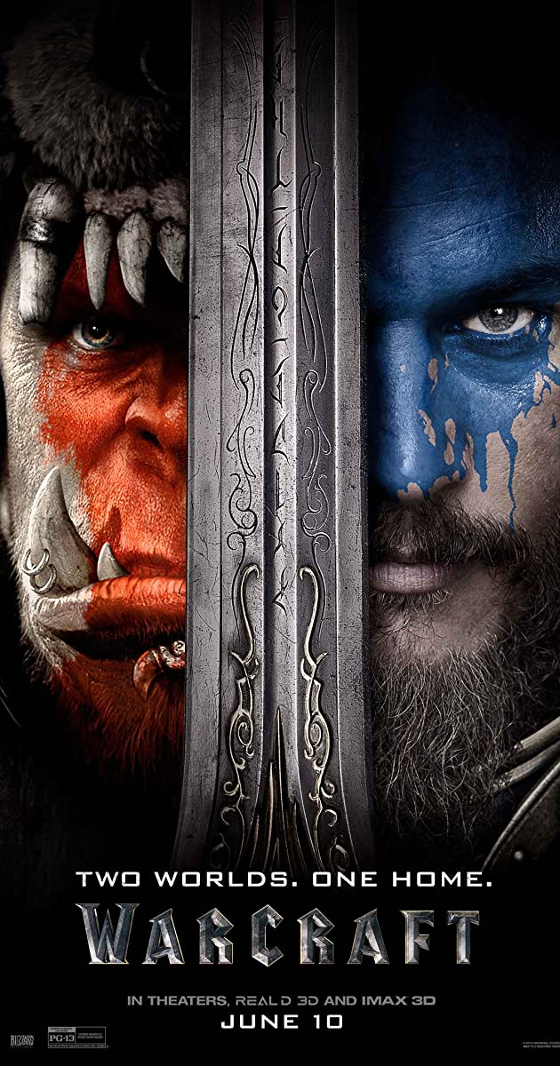 Image result for travis fimmel warcraft poster