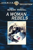 A Woman Rebels (1936) Poster