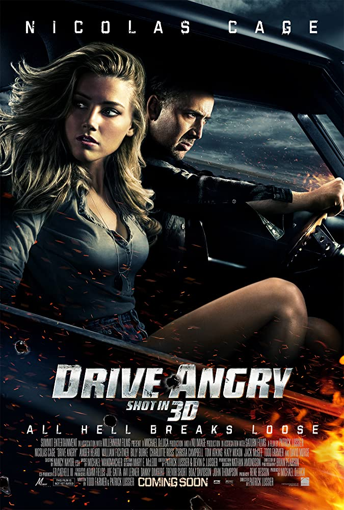 Drive Angry (2011) Tagalog Dubbed