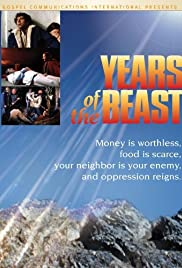 Years of the Beast Poster