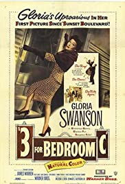 Three for Bedroom C(1952) Poster - Movie Forum, Cast, Reviews