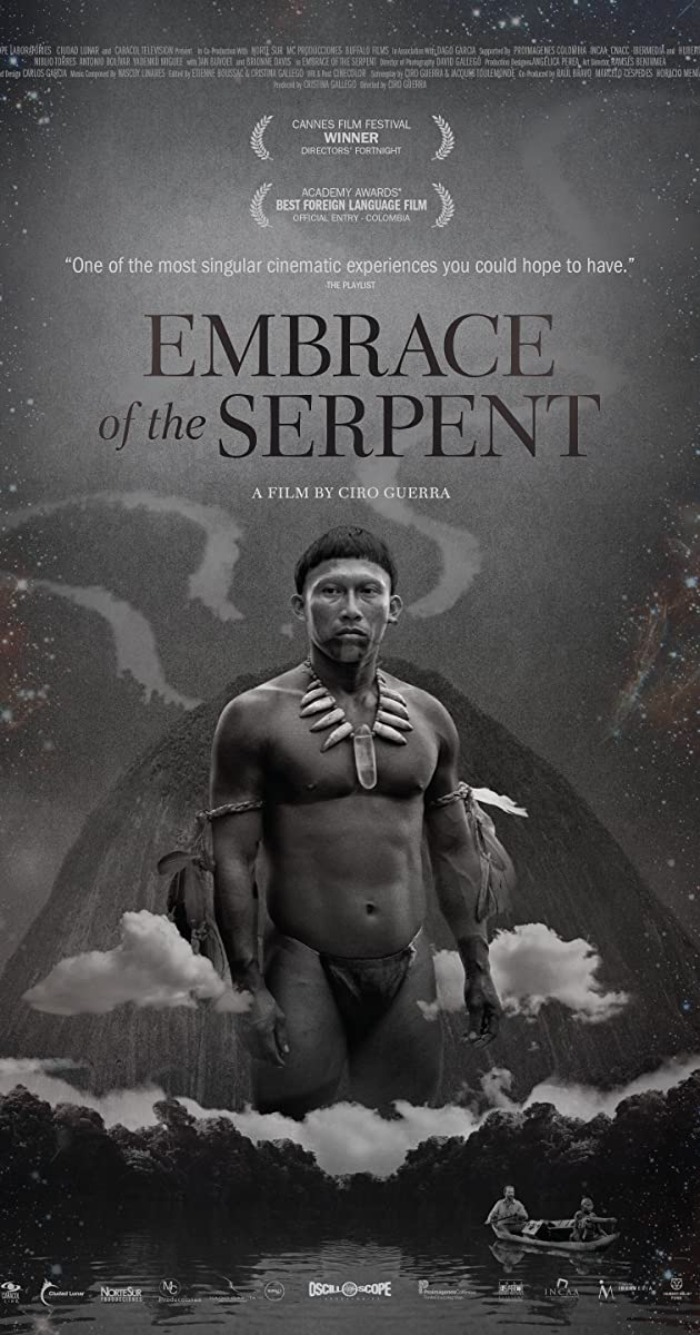 Gyvatės apkabinimas / Embrace of the Serpent (2015) Online