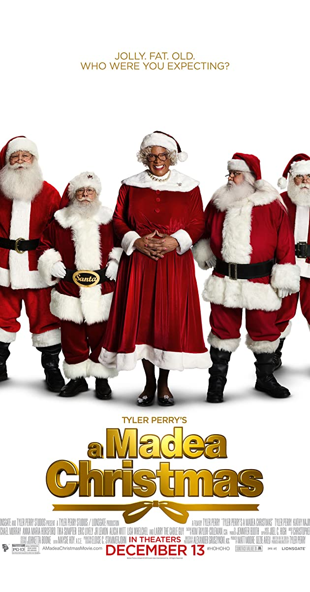 Image result for madea's christmas