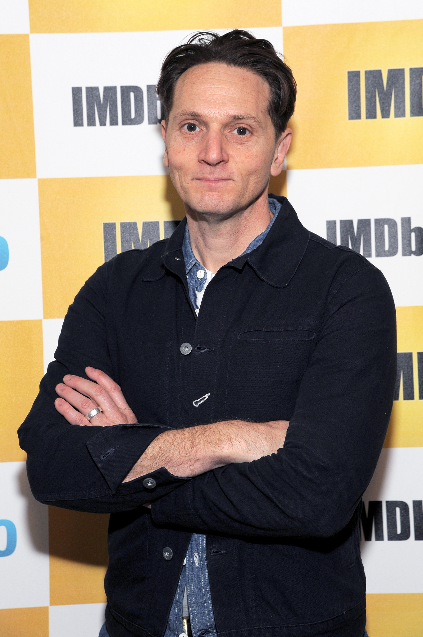 picks the cast of big love then and now  matt ross at an event for the studio 2015