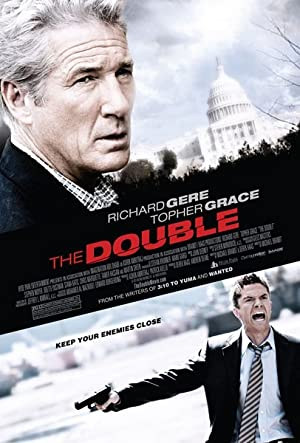 Ver Online La Sombra de la Traición / The Double (2011) Gratis - 2011