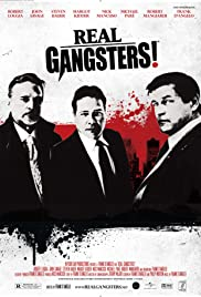 Real Gangsters 2013 Poster