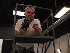Daren Scott shooting pre production stills for Oedipus El Rey