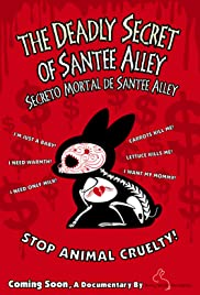 The Deadly Secret of Santee Alley Poster