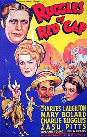 Ruggles of Red Gap poster