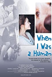 When I Was a Human Poster