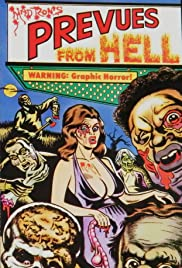 Mad Ron's Prevues from Hell (1987) Poster - Movie Forum, Cast, Reviews