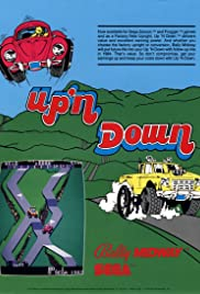 Up'n Down Poster