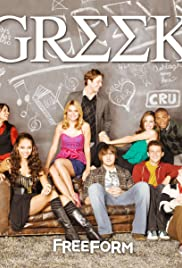 Greek Poster - TV Show Forum, Cast, Reviews