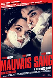 Mauvais Sang (1986) Poster - Movie Forum, Cast, Reviews