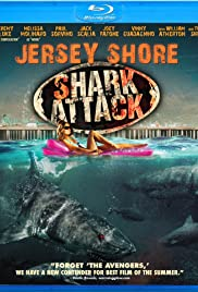 Jersey Shore Shark Attack Poster
