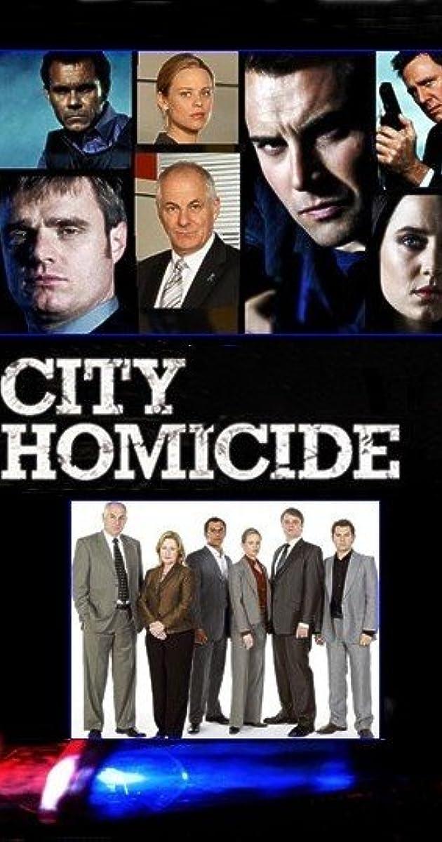 City Homicide (TV Series 2007–2011)