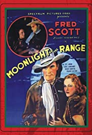 Moonlight on the Range Poster