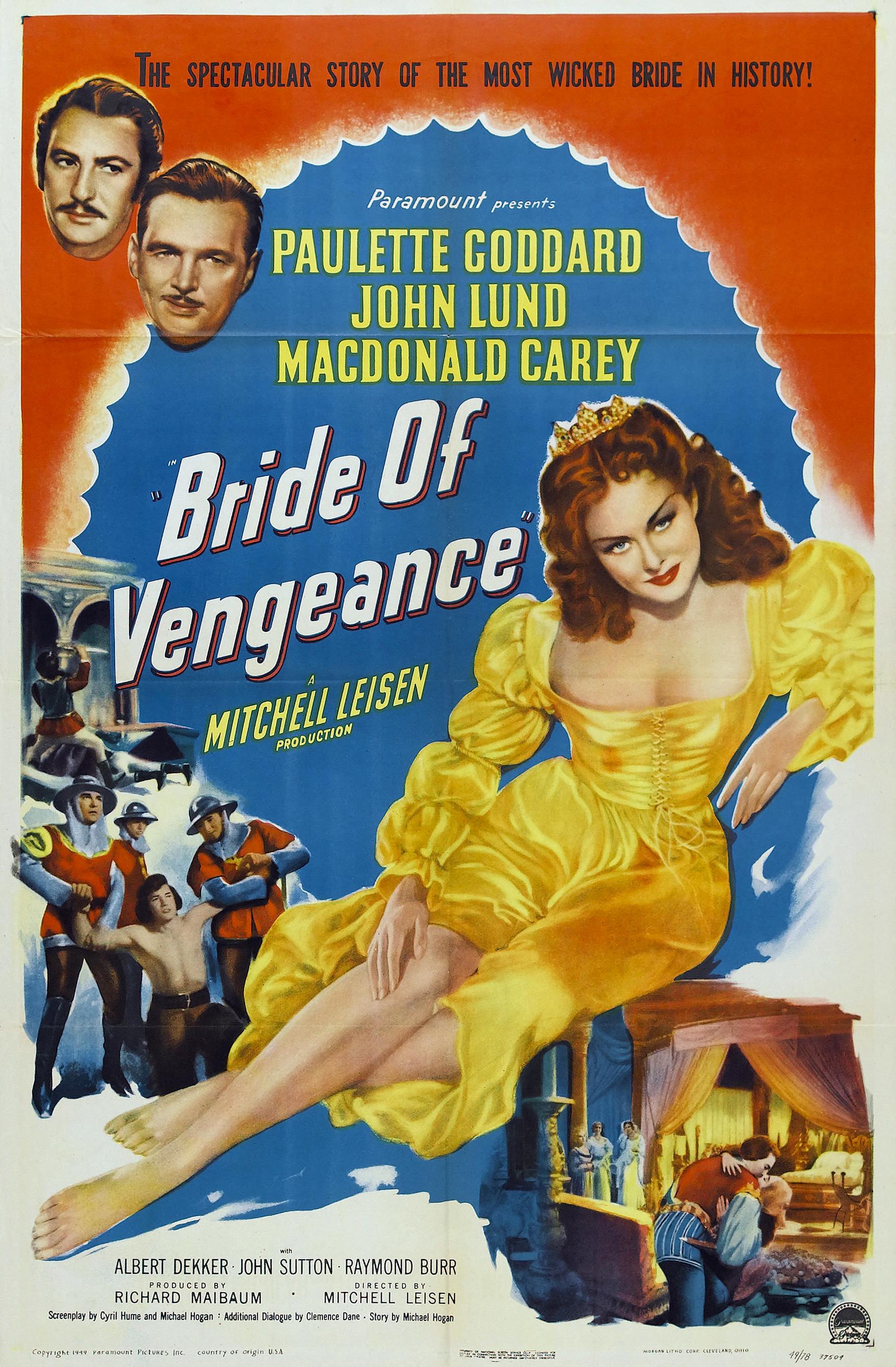 image Bride of Vengeance Watch Full Movie Free Online