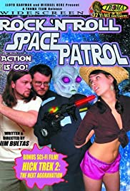 Rock 'n' Roll Space Patrol Action Is Go! Poster