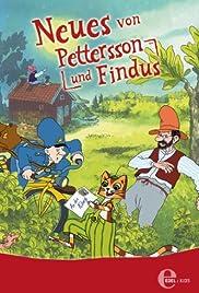 Pettson och Findus - Kattonauten Poster