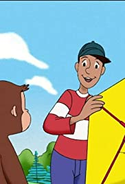 Curious George Flies a Kite/From Scratch Poster