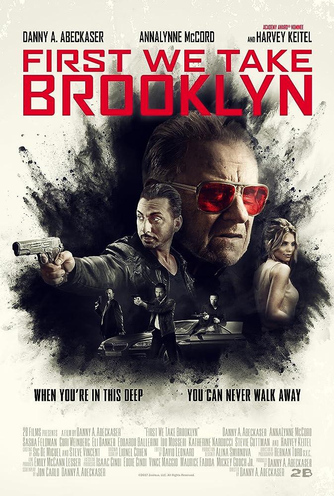 فيلم First We Take Brooklyn 2018 مترجم